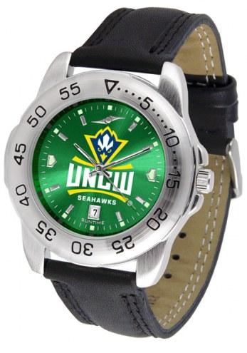 North Carolina Wilmington Seahawks Sport AnoChrome Men's Watch