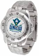 North Carolina Wilmington Seahawks Sport Steel Men's Watch