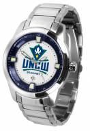 North Carolina Wilmington Seahawks Titan Steel Men's Watch