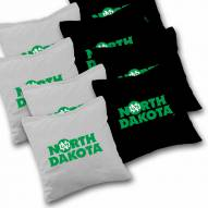 North Dakota Fighting Hawks Cornhole Bags