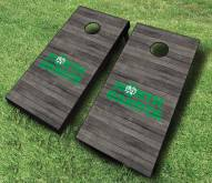 North Dakota Fighting Hawks Cornhole Board Set