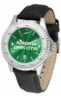 North Dakota Fighting Hawks Competitor AnoChrome Men's Watch