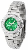 North Dakota Fighting Hawks Competitor Steel AnoChrome Women's Watch