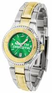 North Dakota Fighting Hawks Competitor Two-Tone AnoChrome Women's Watch