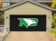 North Dakota Fighting Hawks Double Garage Door Banner