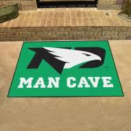 North Dakota Fighting Hawks Man Cave All-Star Rug