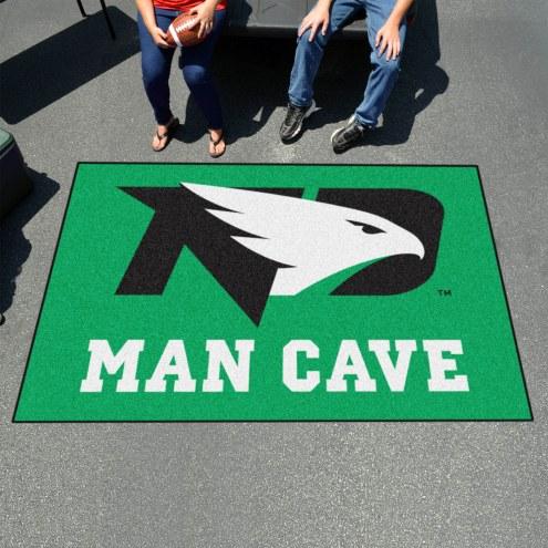 North Dakota Fighting Hawks Man Cave Ulti-Mat Rug