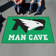 North Dakota Fighting Hawks Man Cave Ulti-Mat Rug