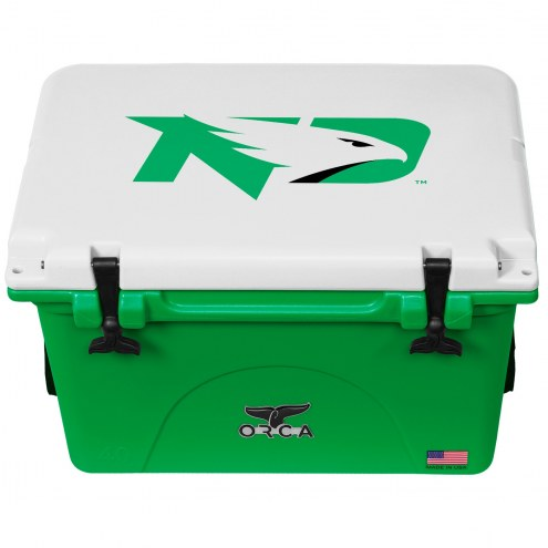 North Dakota Fighting Hawks ORCA 40 Quart Cooler