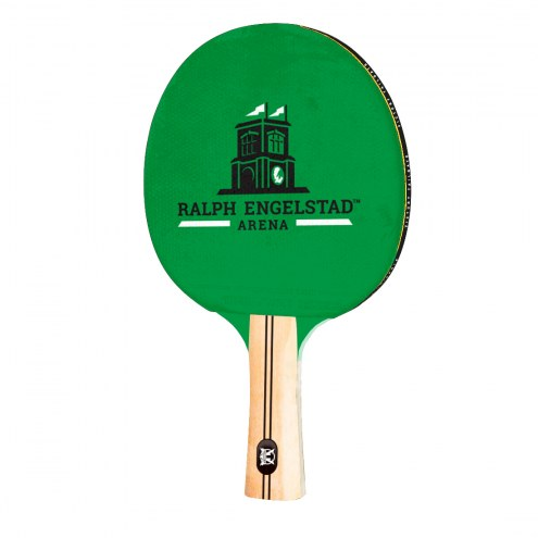 North Dakota Fighting Hawks Ping Pong Paddle