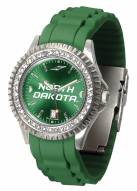 North Dakota Fighting Hawks Sparkle Women's Watch