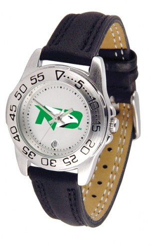 North Dakota Fighting Hawks Sport Women's Watch
