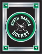 University of North Dakota Hockey Logo Mirror