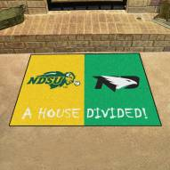 North Dakota/North Dakota State House Divided Mat