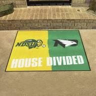 North Dakota/North Dakota State House Divided Mat
