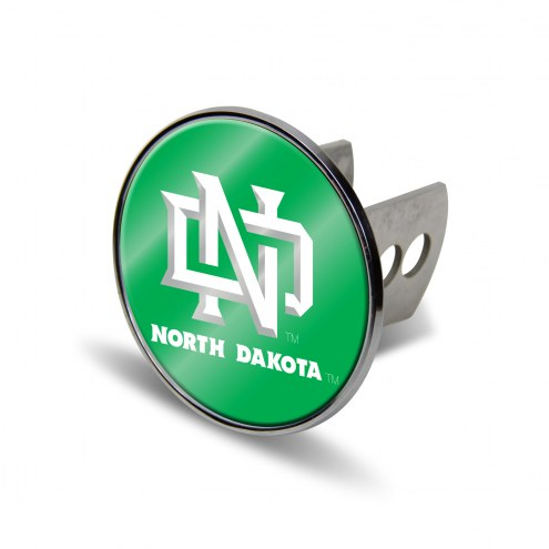 North Dakota Fighting Sioux Laser Hitch Cover