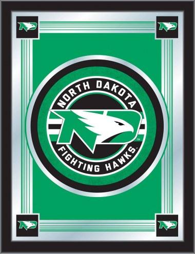University of North Dakota Logo Mirror