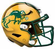"North Dakota State Bison 12"" Helmet Sign"