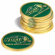 North Dakota State Bison 12-Pack Golf Ball Markers