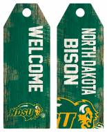"North Dakota State Bison 12"" Team Tags"
