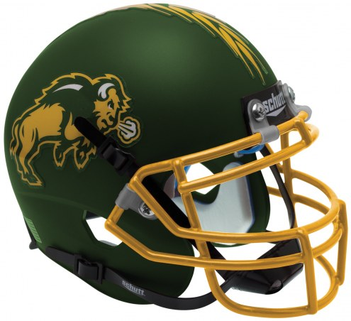 North Dakota State Bison Alternate 1 Schutt XP Collectible Full Size Football Helmet