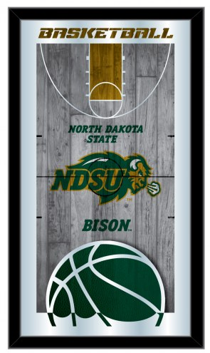 North Dakota State Bison Basketball Mirror