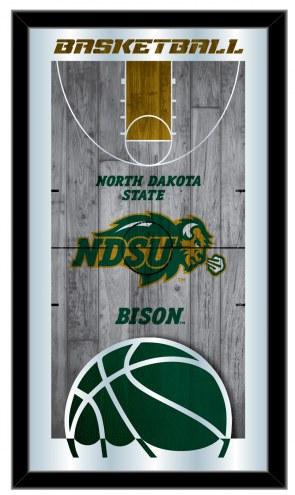North Dakota State Bison Basketball Mirror