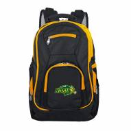 NCAA North Dakota State Bison Colored Trim Premium Laptop Backpack
