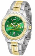 North Dakota State Bison Competitor Two-Tone AnoChrome Men's Watch