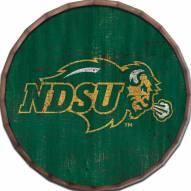 """North Dakota State Bison Cracked Color 24"""" Barrel Top"""