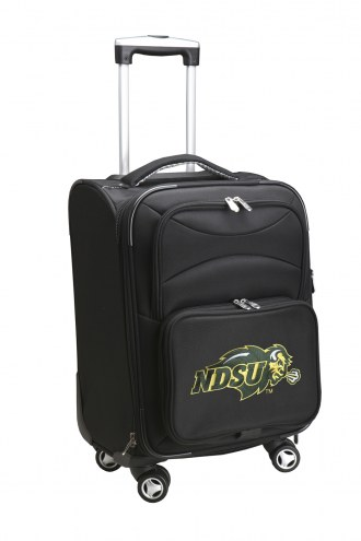 North Dakota State Bison Domestic Carry-On Spinner