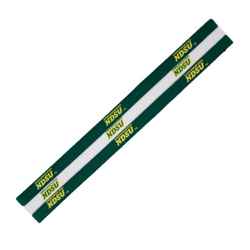 North Dakota State Bison Elastic Headband