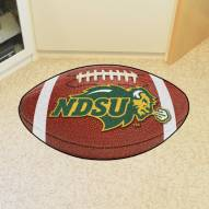 North Dakota State Bison Football Floor Mat