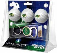 North Dakota State Bison Golf Ball Gift Pack with Key Chain