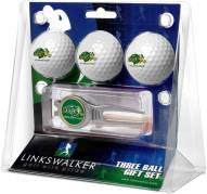 North Dakota State Bison Golf Ball Gift Pack with Kool Tool