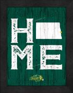 North Dakota State Bison Home Away From Home Wall Decor