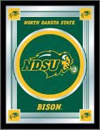 North Dakota State Bison Logo Mirror