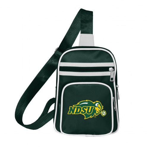 North Dakota State Bison Mini Cross Sling Bag