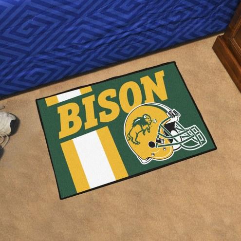 North Dakota State Bison NCAA Starter Rug