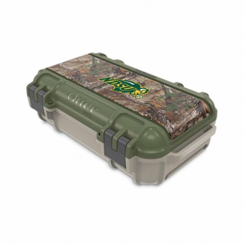 North Dakota State Bison OtterBox Realtree Camo Drybox Phone Holder