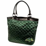 North Dakota State Bison Quilted Tote Bag