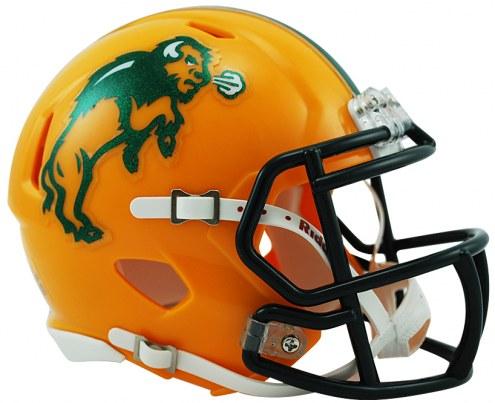 North Dakota State Bison Riddell Speed Mini Collectible Football Helmet