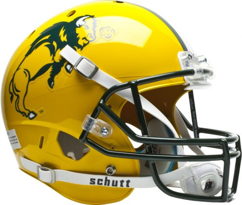 North Dakota State Bison Schutt XP Collectible Full Size Football Helmet