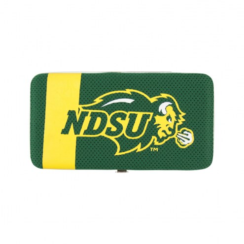 North Dakota State Bison Shell Mesh Wallet