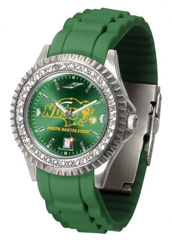 North Dakota State Bison Sparkle Women's Watch