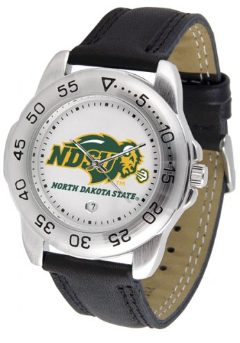 North Dakota State Bison Sport Men's Watch