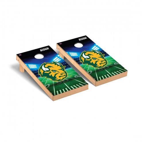 North Dakota State Bison Stadium Cornhole Game Set