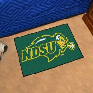 North Dakota State Bison Starter Rug