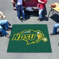 North Dakota State Bison Tailgate Mat