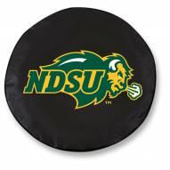 North Dakota State Bison Tire Cover